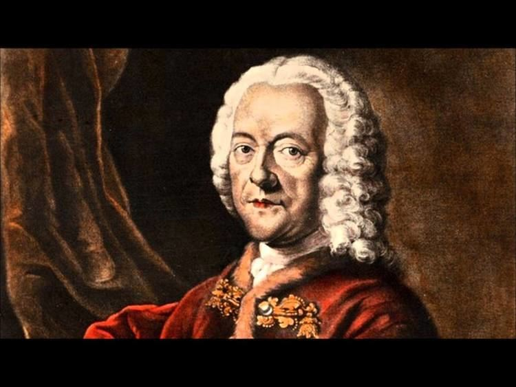 Georg Philipp Telemann Georg Philipp Telemann Essercizii Musici YouTube