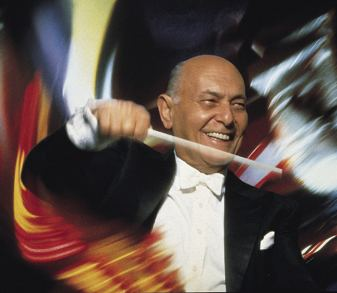 Georg Solti Winners of International Conductors Competition Sir Georg Solti