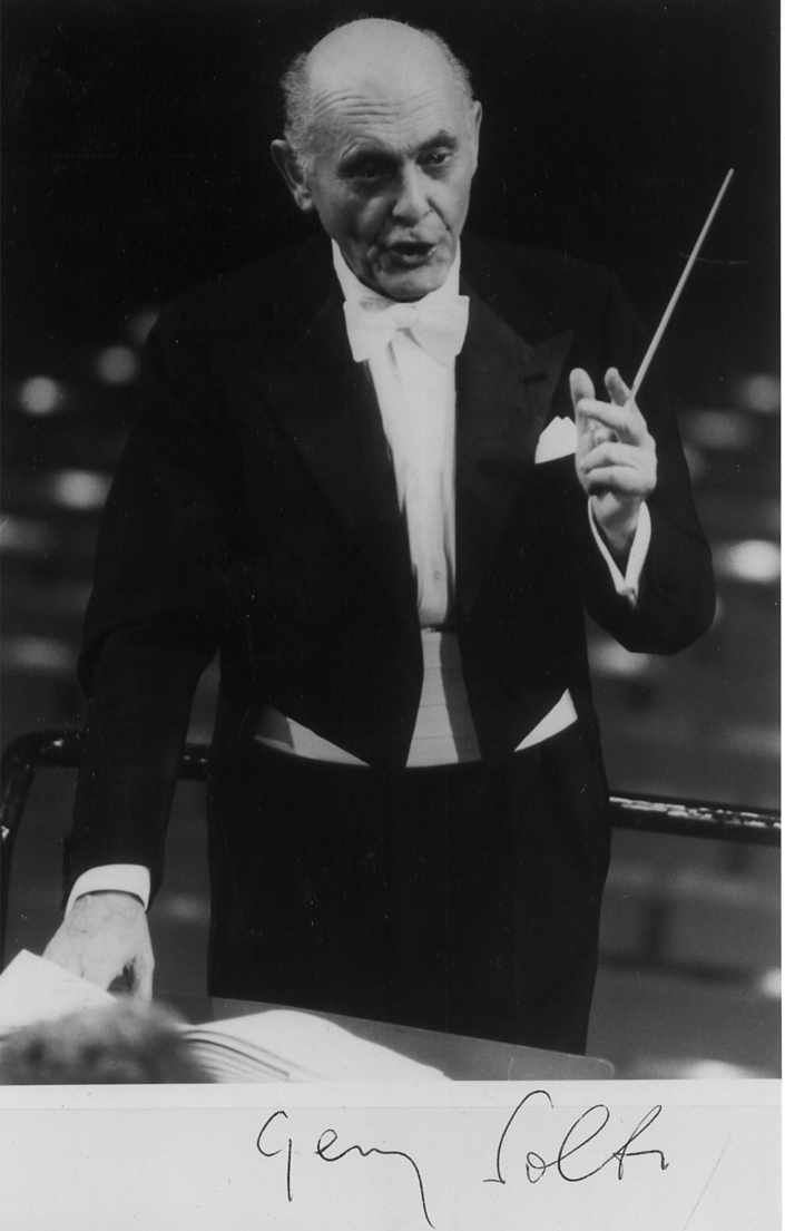 Georg Solti International Conductors Competition
