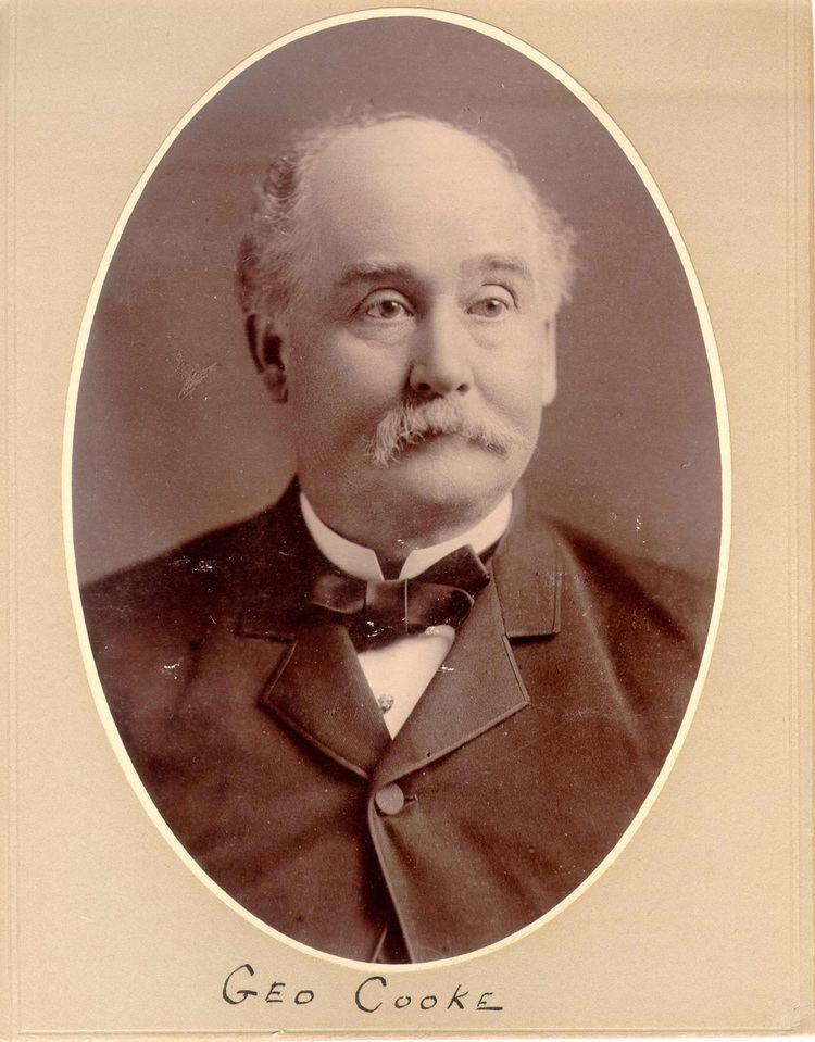 George A. Cooke Sandusky History Charles E and George A Cooke