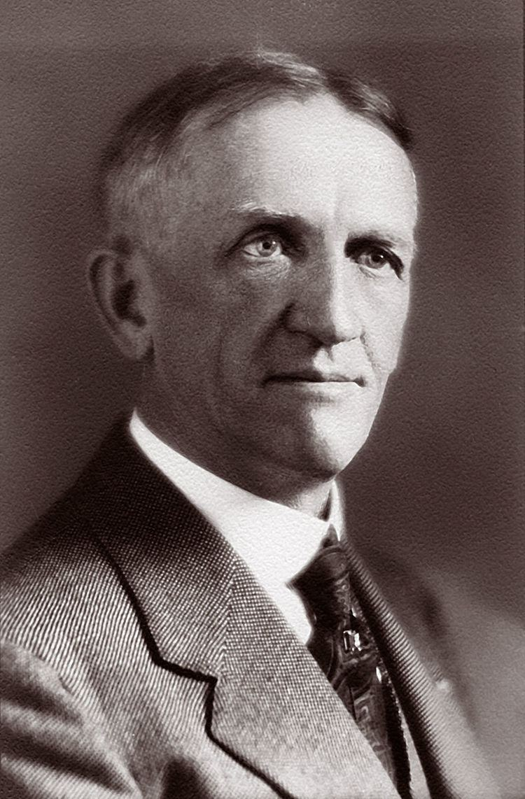 George A. May
