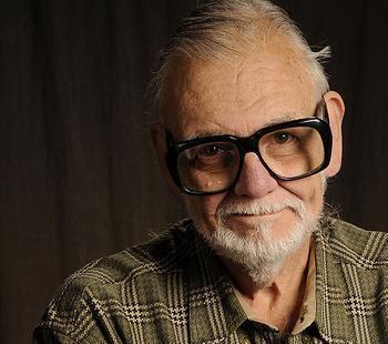 George A. Romero wwwirishfilmmakerscomwpcontentuploadsGeorge