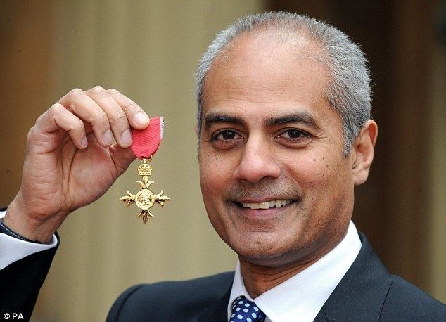 George Alagiah George Alagiah diagnosed with bowel cancer and will be off
