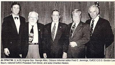 George Allen (U.S. politician) ReElect George Allen