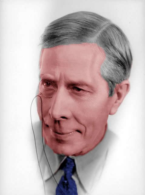 George Arliss ARLISS ARCHIVES George Arliss Stage amp Screen Star