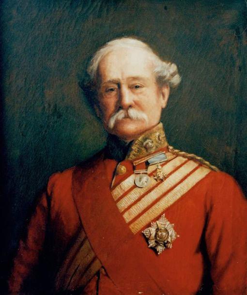 George Augustus Wetherall Sir George Augustus Wetherall 17881868Crimean veteran Robs