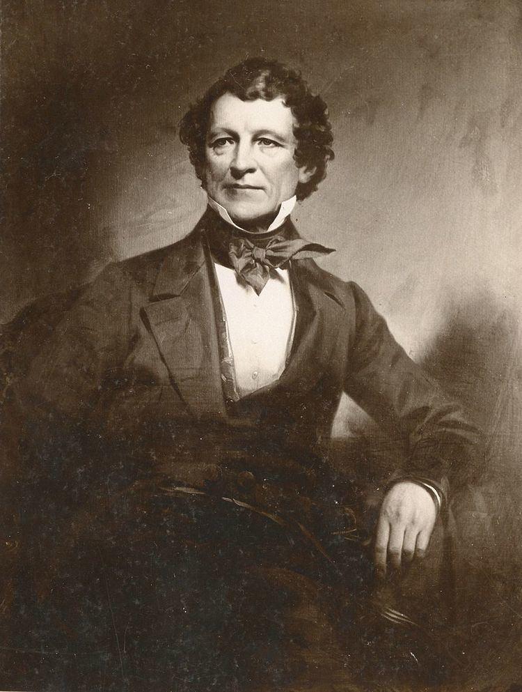 George Bacon Wood
