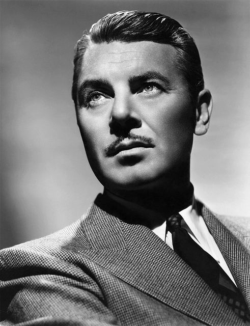 George Brent A Classic Movie Review and Appreciation Site Mildred39s