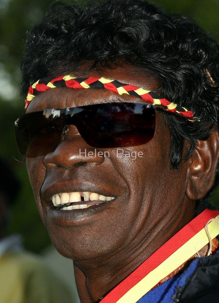 George Rrurrambu Burarrwanga George Rrurrambu RIP by Helen Page Redbubble