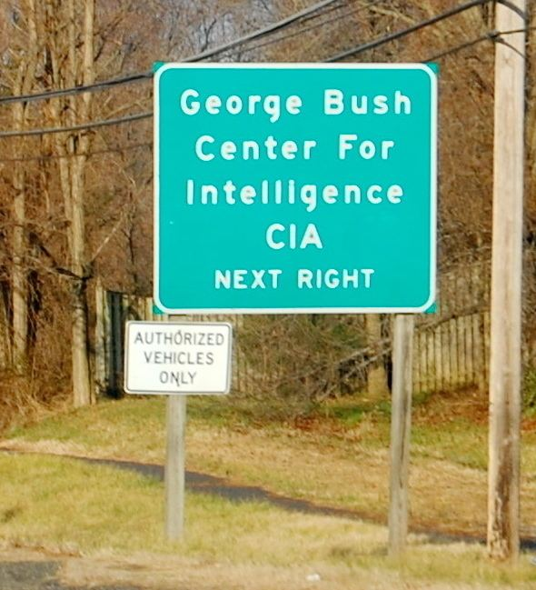 George Bush Center for Intelligence - Alchetron, the free