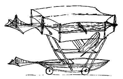 George Caley FLYING MACHINES Sir George Cayley
