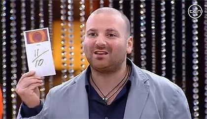 George Calombaris Eleven out of 10 The moment Junior MasterChef jumped the