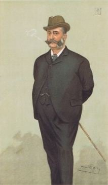 George Carlyon Hughes Armstrong