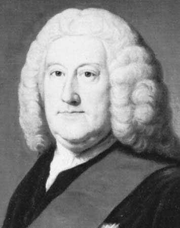 George Carteret John Carteret 2nd Earl Granville British statesman