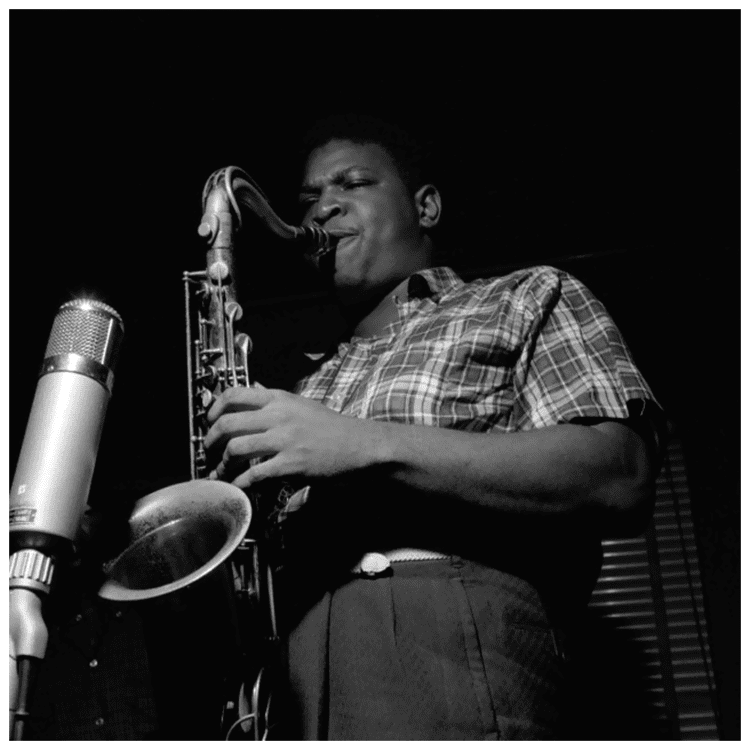 George Coleman George Coleman Jazzinphoto