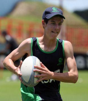 Ireland seek big hand from George Dockrell Cricket ESPN Cricinfo