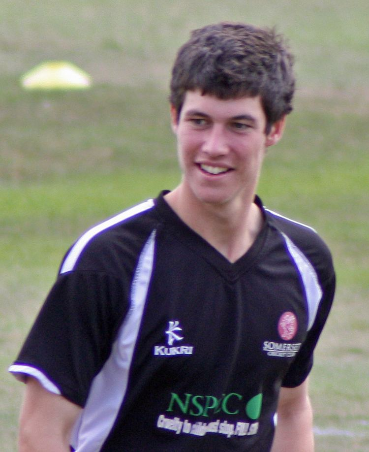 George Dockrell (Cricketer)
