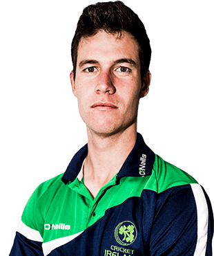George Dockrell Cricket Ireland