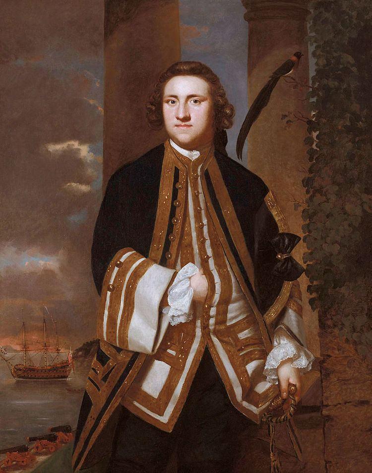 George Edgcumbe, 1st Earl of Mount Edgcumbe
