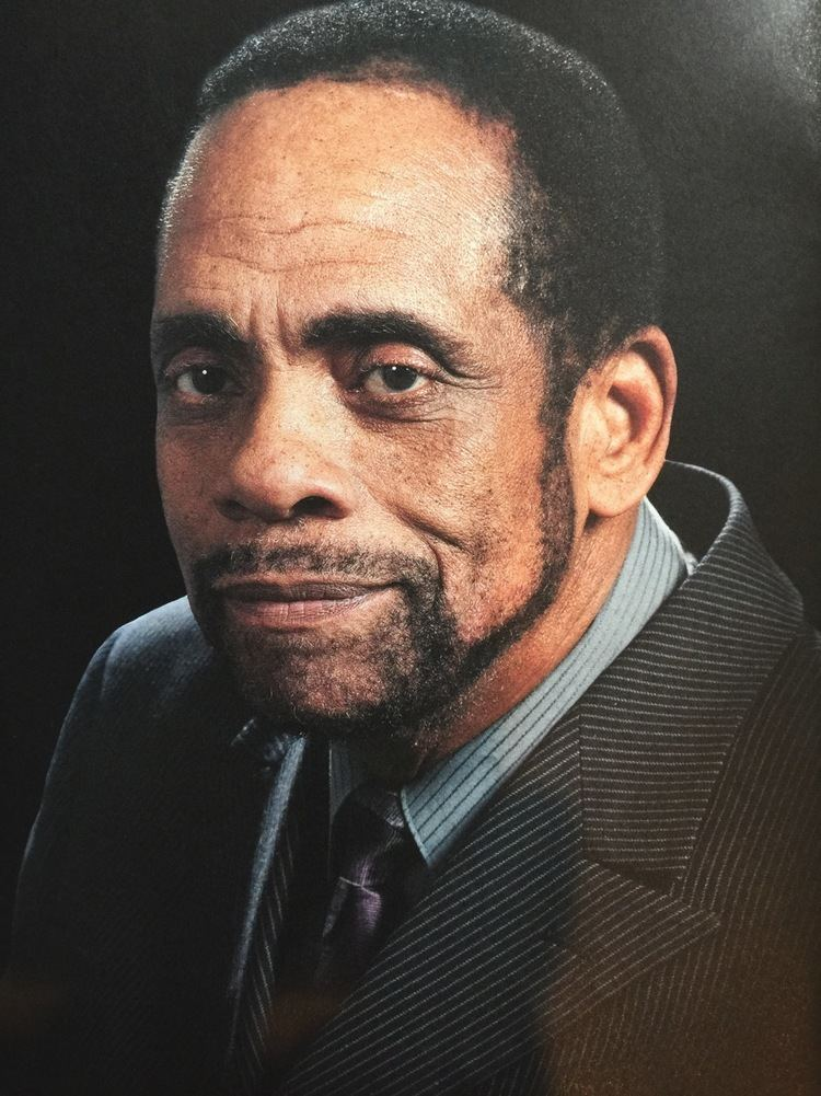 George Edward Alcorn, Jr. George Edward Alcorn Jr African American History Month 2016