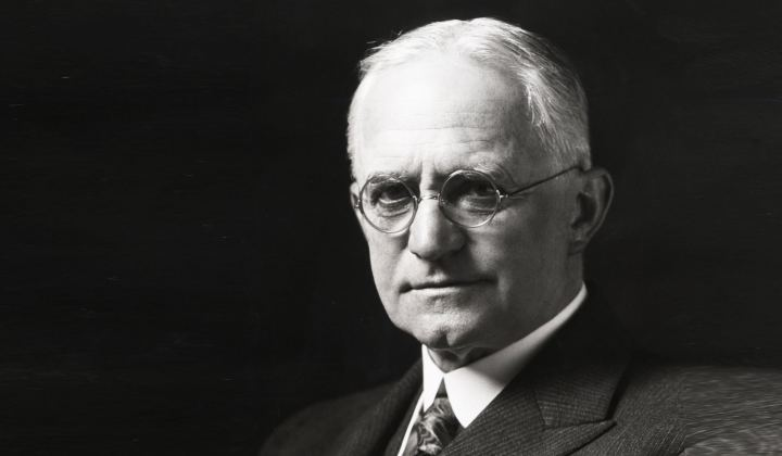George Estman George Eastman The Philanthropy Hall of Fame The