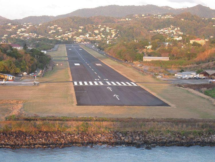 George F. L. Charles Airport