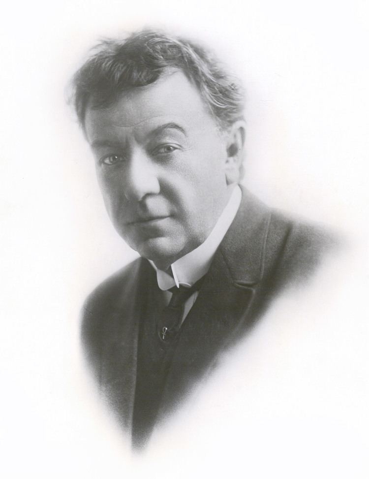 George Fawcett George Fawcett actor in Moongold a film by Will H Bradley