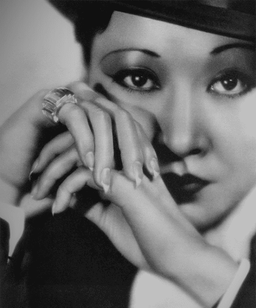 George Frederic Cannons Anna May Wong by George Frederic Cannons The Tatler February 8
