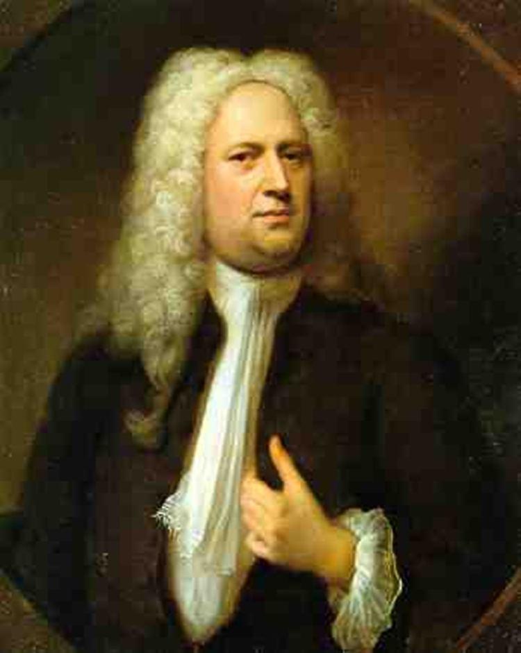 George Frideric Handel George Frideric Handel Wikipedia the free encyclopedia