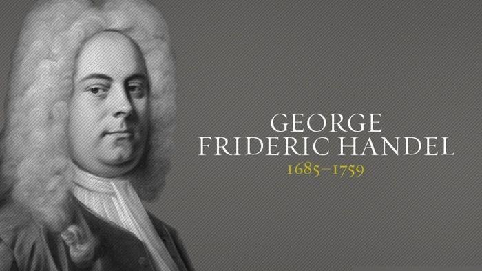 George Frideric Handel George Frideric Handel Christian History