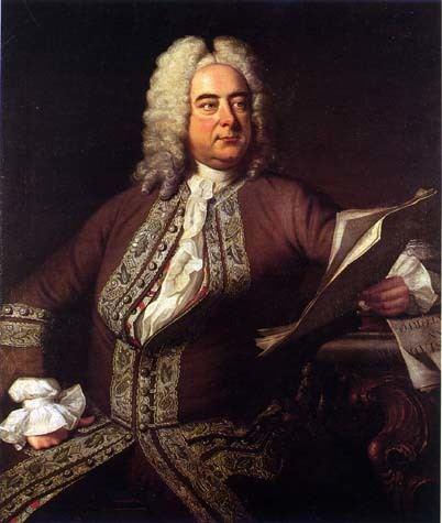 George Frideric Handel HOASM George Frederick Handel 16851759