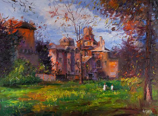George Gallo The Art of George Gallo