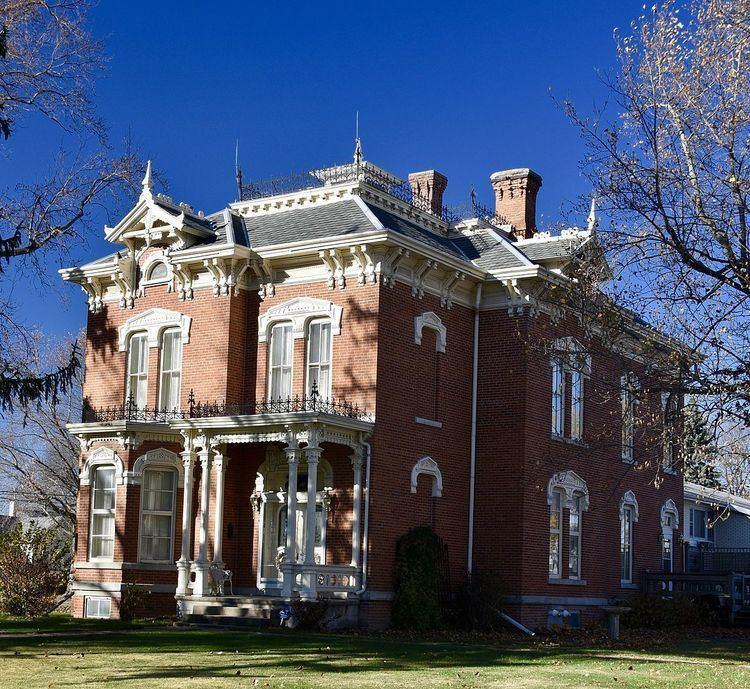 George H. and Alice Spaulding Cowles House