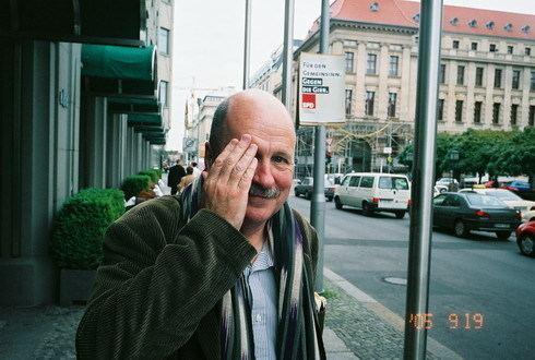 George Hardie (artist) ssahncom 2006 January