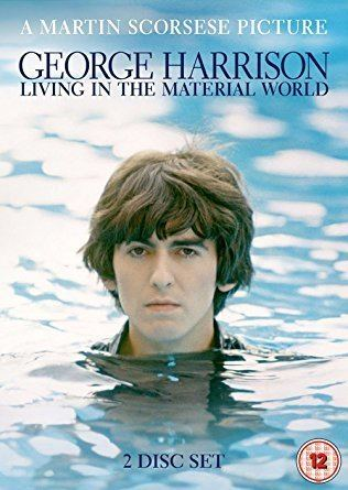 George Harrison: Living in the Material World George Harrison Living in the Material World DVD Amazoncouk