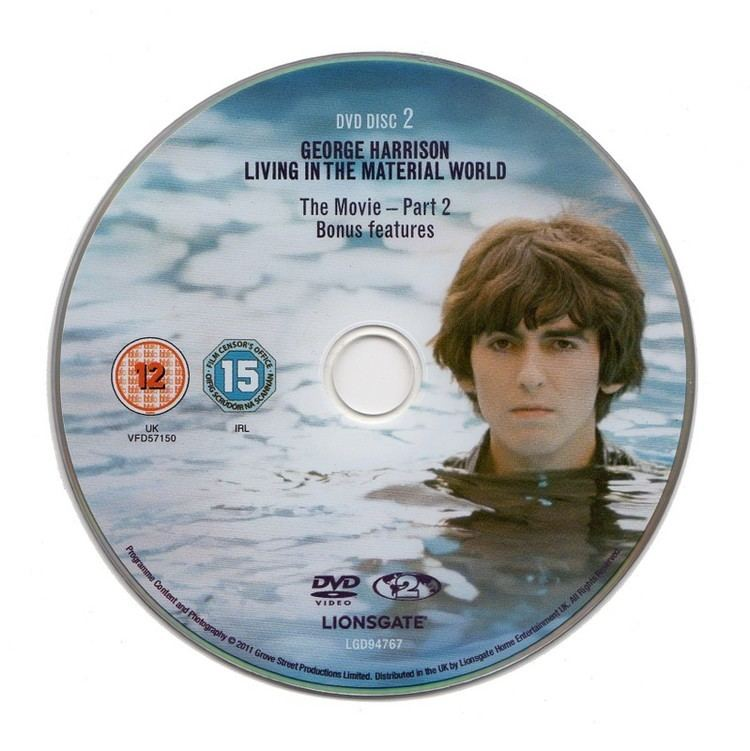 George Harrison: Living in the Material World Martin Scorsese Beatles Blog