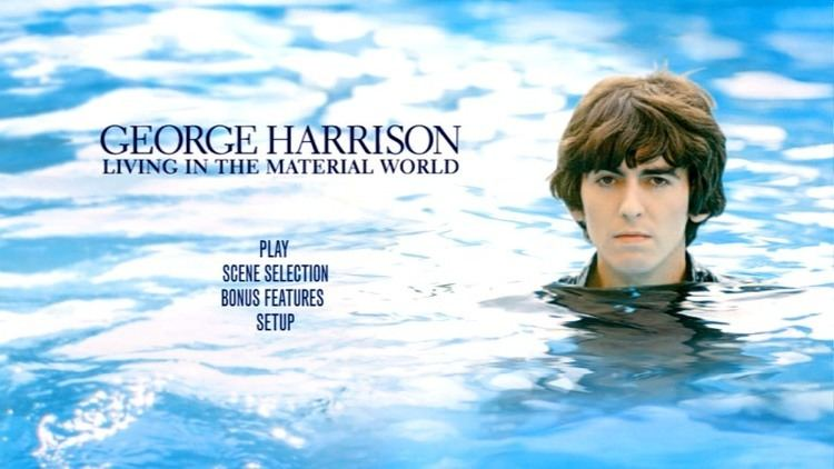 George Harrison: Living in the Material World DVD George Harrison Living In The Material World DVD