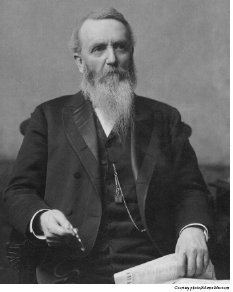 George Hearst George Hearst Father of Homestake