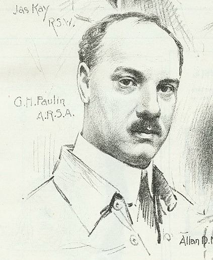 George Henry Paulin George Henry Paulin London Remembers Aiming to capture all