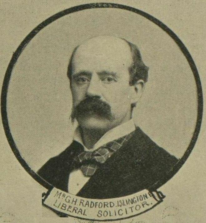 George Heynes Radford