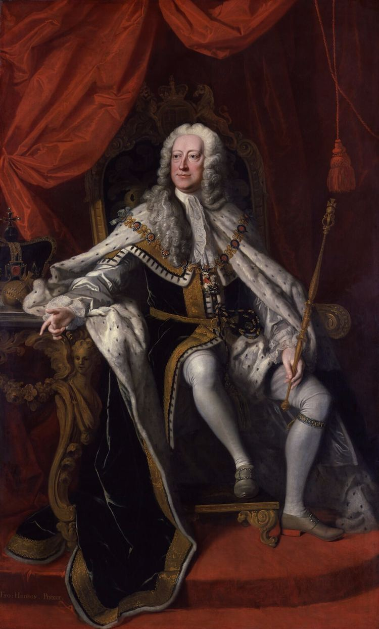 George II of Great Britain George II of Great Britain Wikipedia the free encyclopedia
