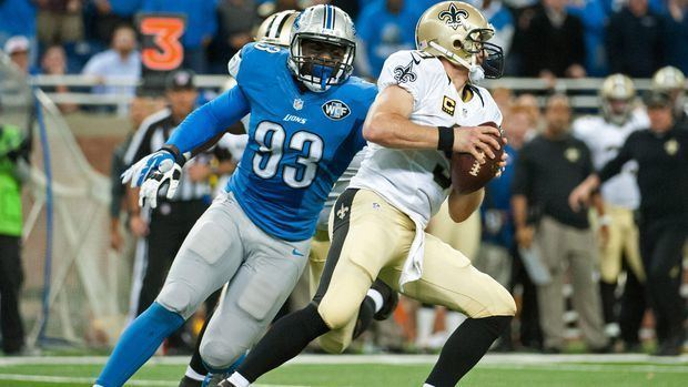George Johnson (American football) Tampa Bay Buccaneers sign Detroit Lions defensive end