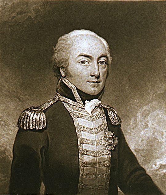 George Johnstone Hope