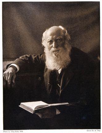 George Johnstone Stoney George Johnstone Stoney Irish mathematical physicist c 1900 at
