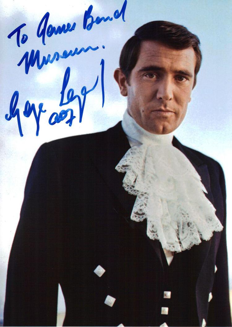 George Lazenby George Lazenby the onetime James Bond