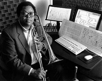 George Lewis (trombonist) George Lewis Nonpop New Music Composer