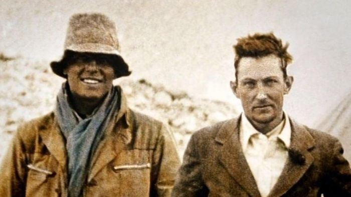 George Mallory Was Sir Edmund Hillary the first person to summit Mount