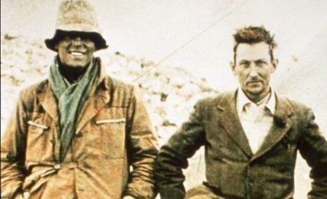 George Mallory JEFFREY ARCHER The haunting clues that inspired my latest