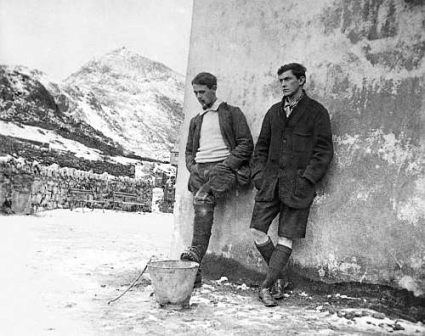 George Mallory george mallory It is Always Sunrise Somewhere