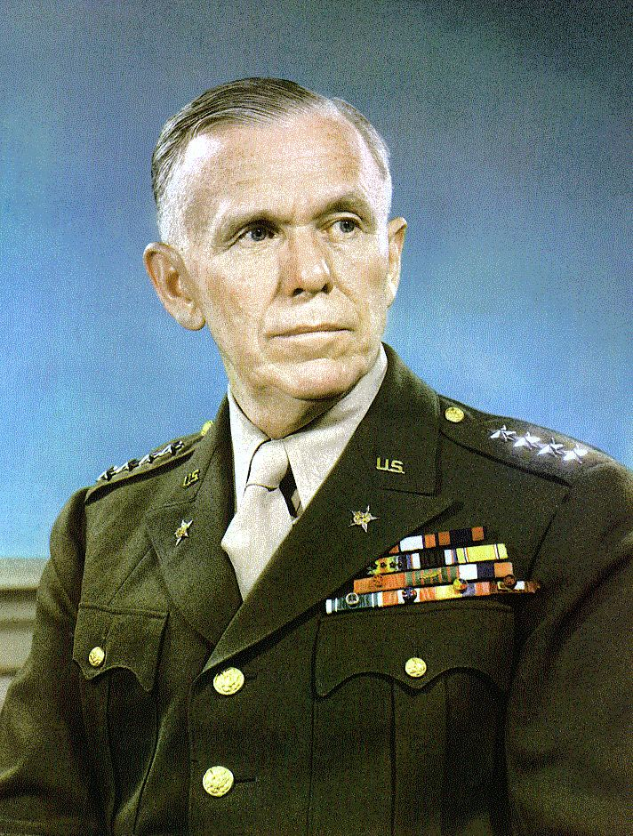 George Marshall George Marshall Atomic Heritage Foundation